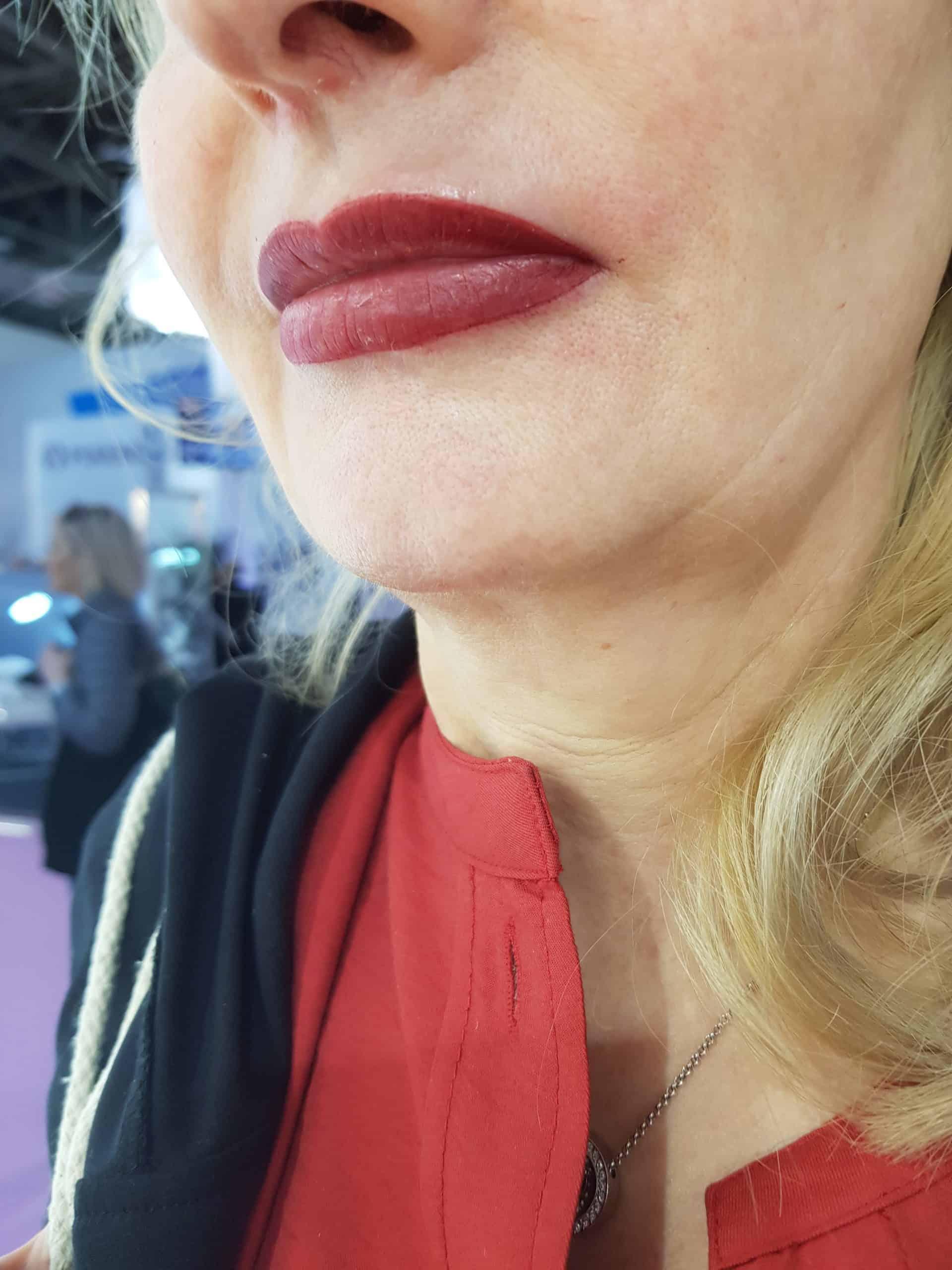 שפתיים בבורדו